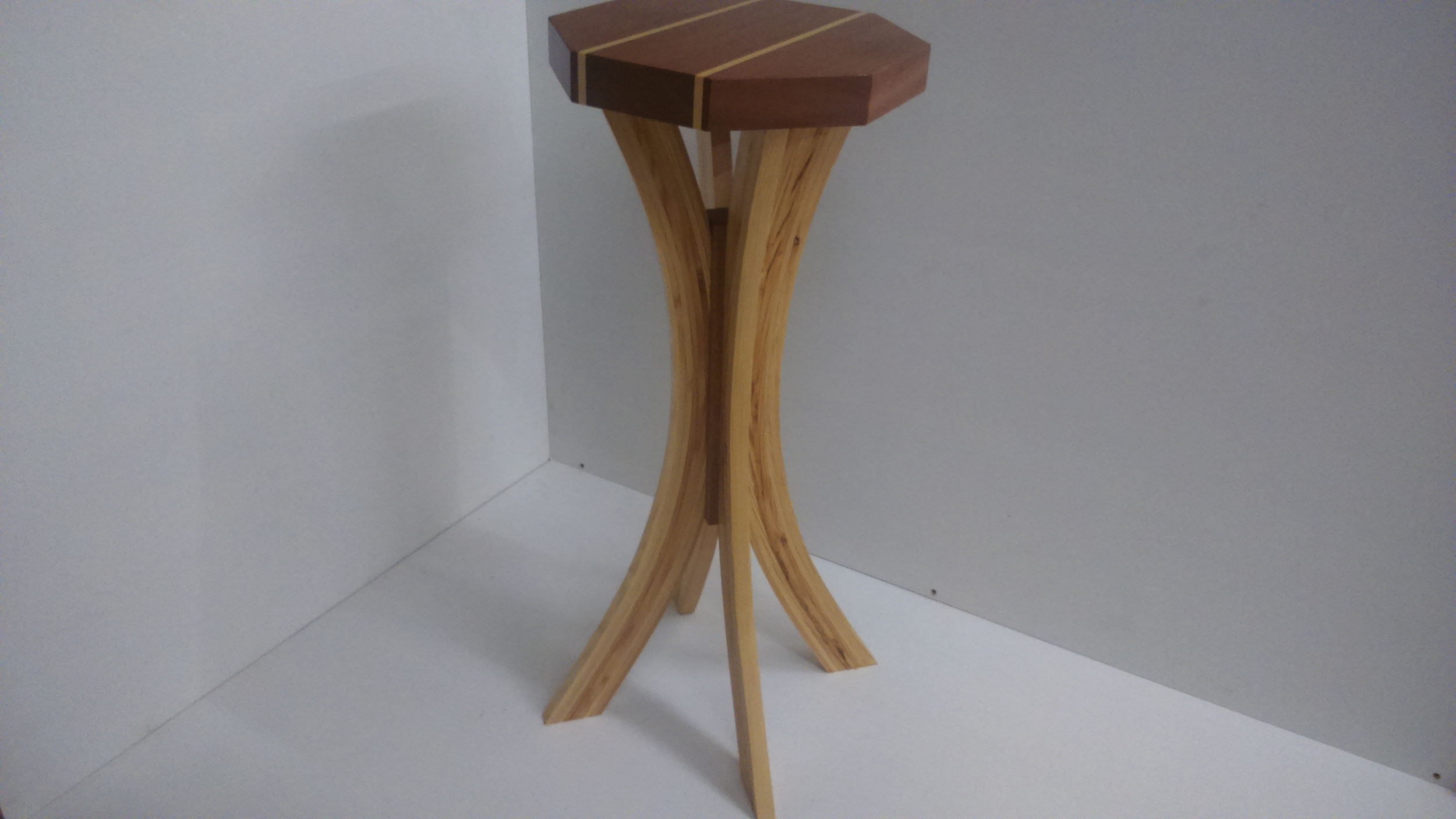 Just experimenting here, it needs foot rests, or just to be made shorter.