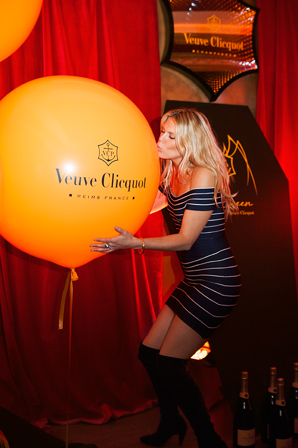 Alexandra Richards for Veuve Clicquot. Madrid