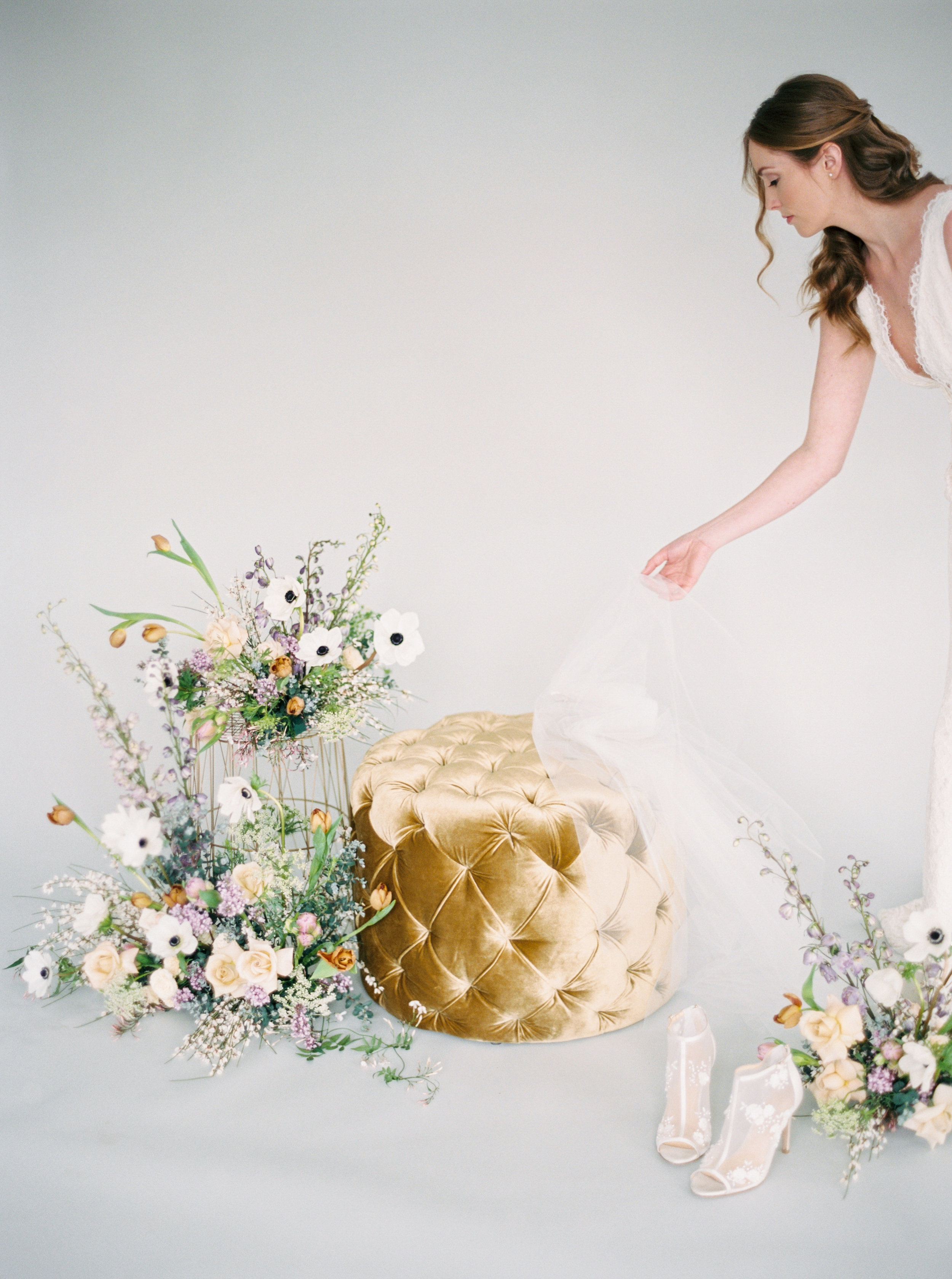 your dream bridal lookbook /  elizabeth laduca