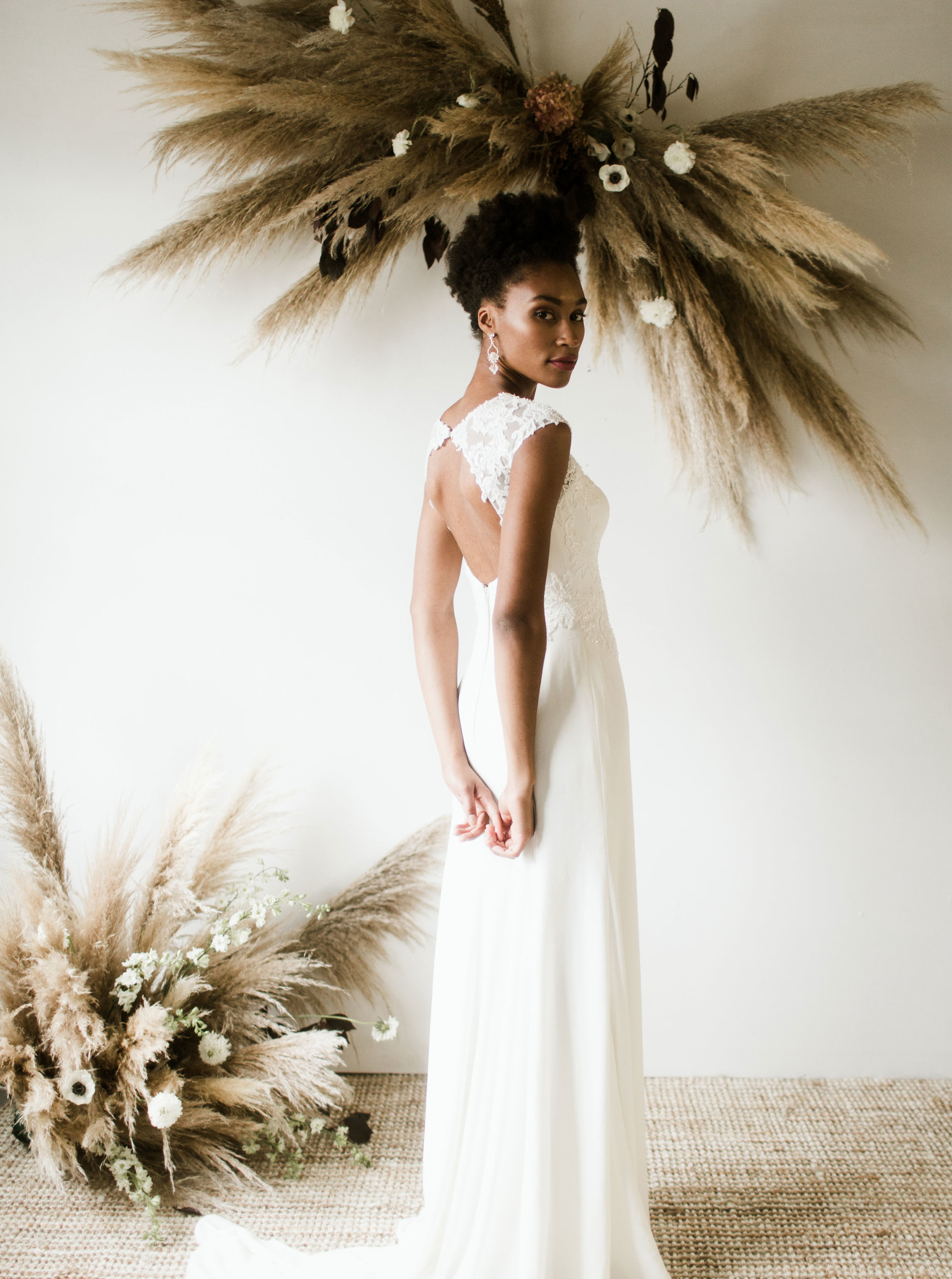 style me pretty for david's bridal /  becca brendler photography