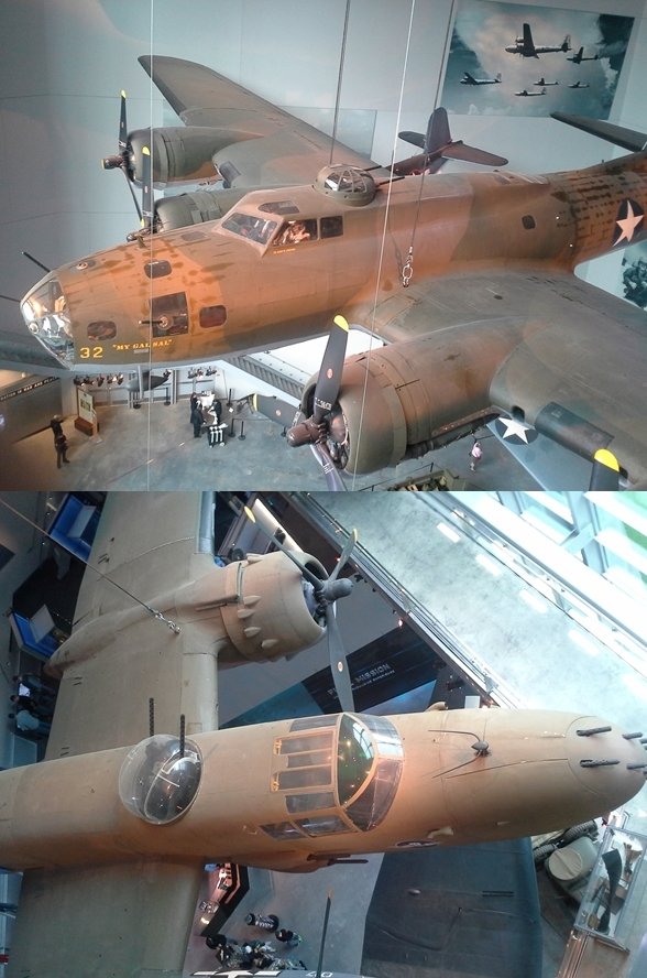 B17 at New Orleans WWII Musuem 2.jpg
