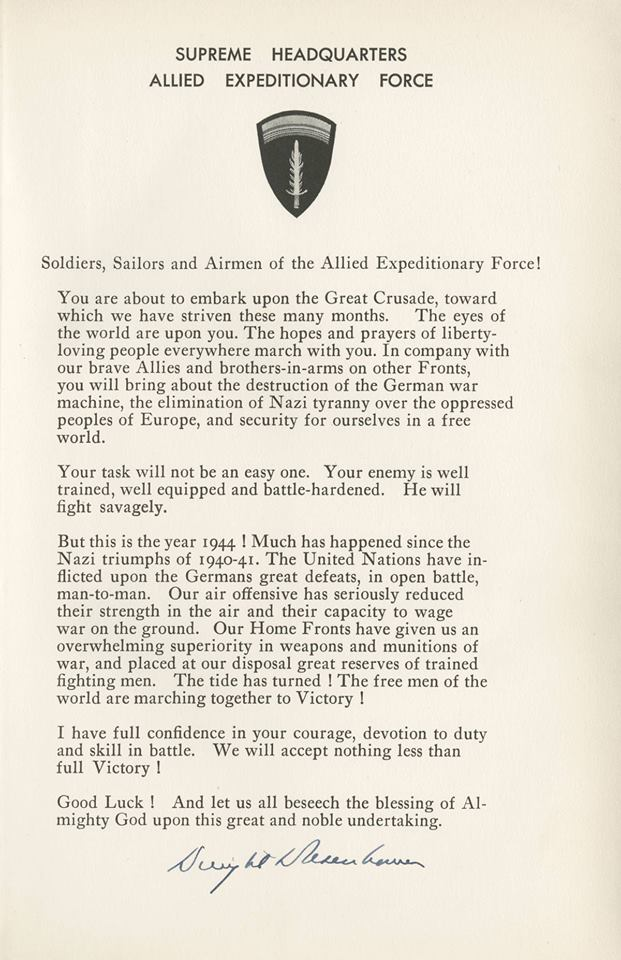 D-Day Message to troops from Eisenhower 2.jpg