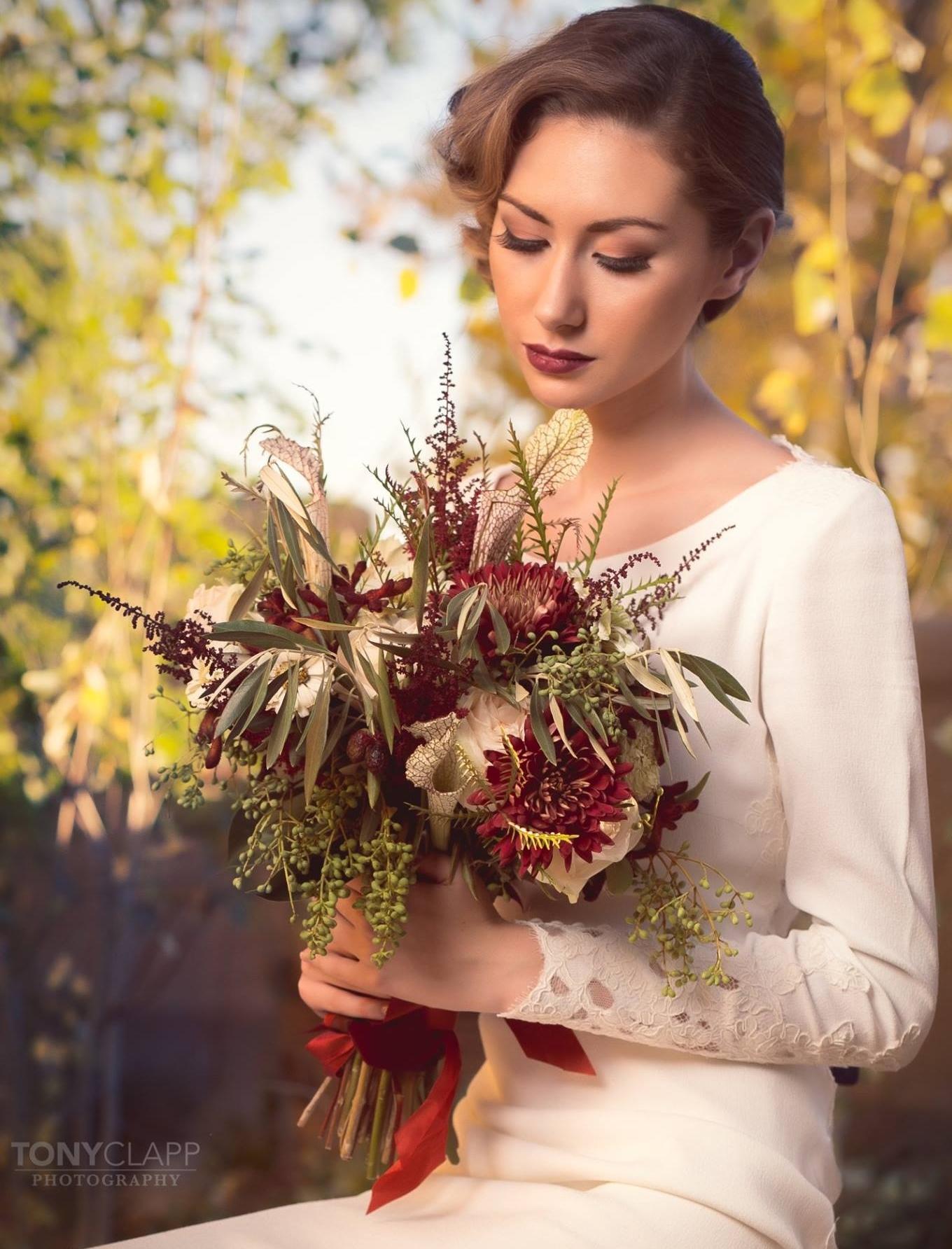Tony Clapp Photography at Villa Parker  Flowers: Fleur Decor