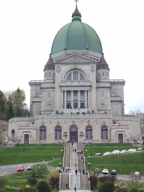 L'Oratoire St. Joseph du Mont-Royal