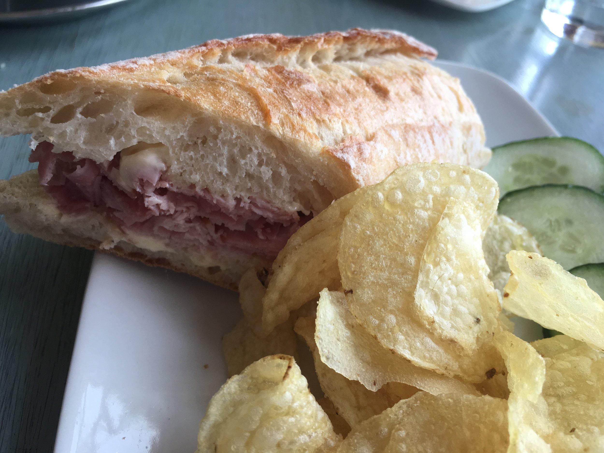 Nodine's ham--so tender!