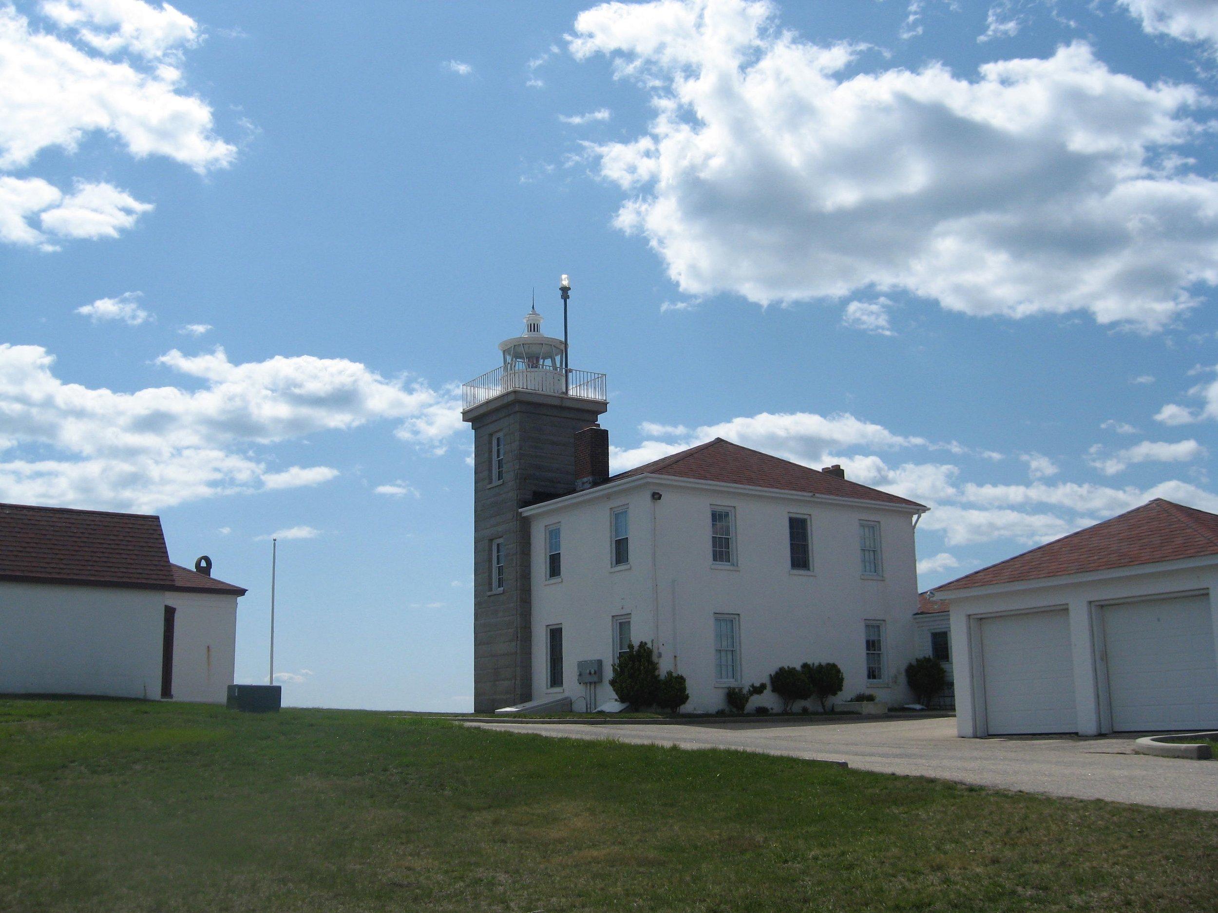 Watch Hill lighthouse, Waverly. RI