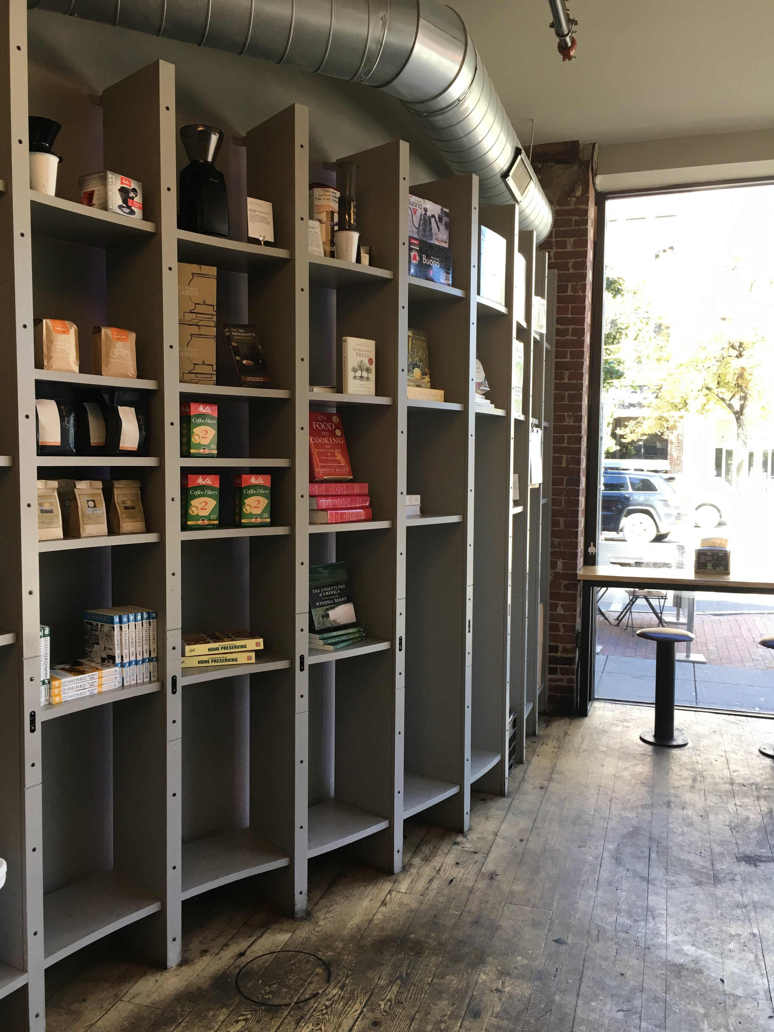 Locavore books and products
