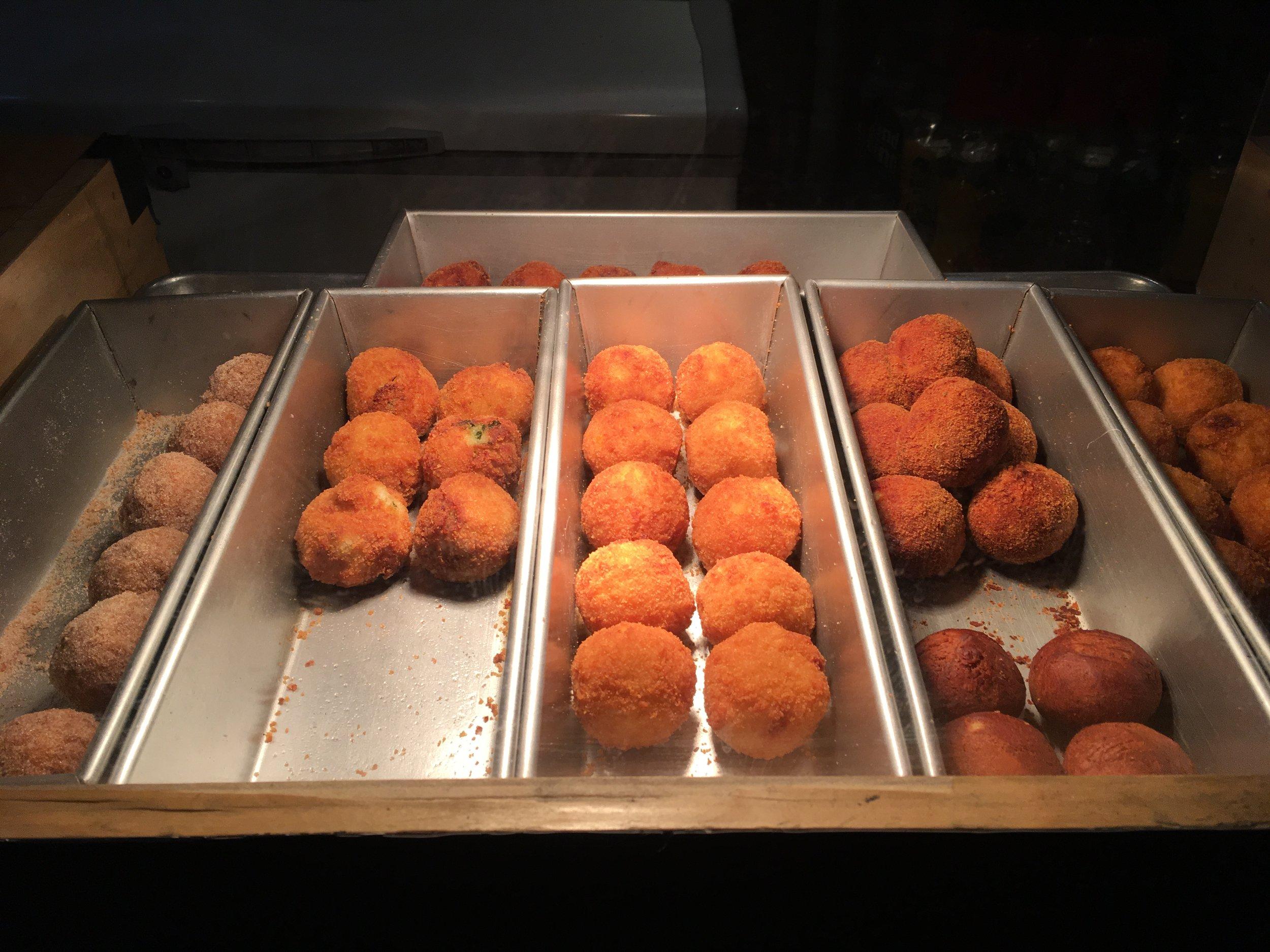 They've got balls!