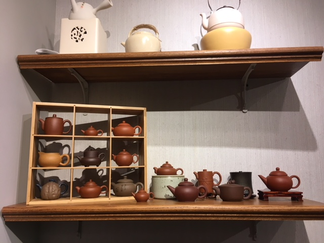Ceramic teapots for sale
