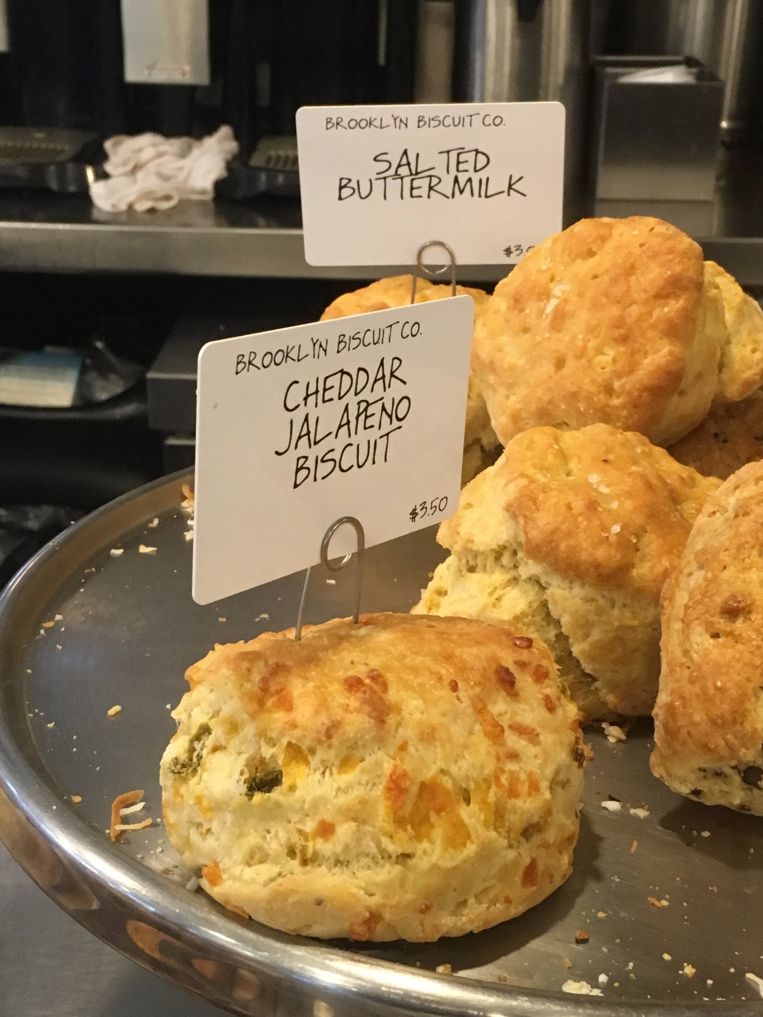 Biscuits are the Bomb!