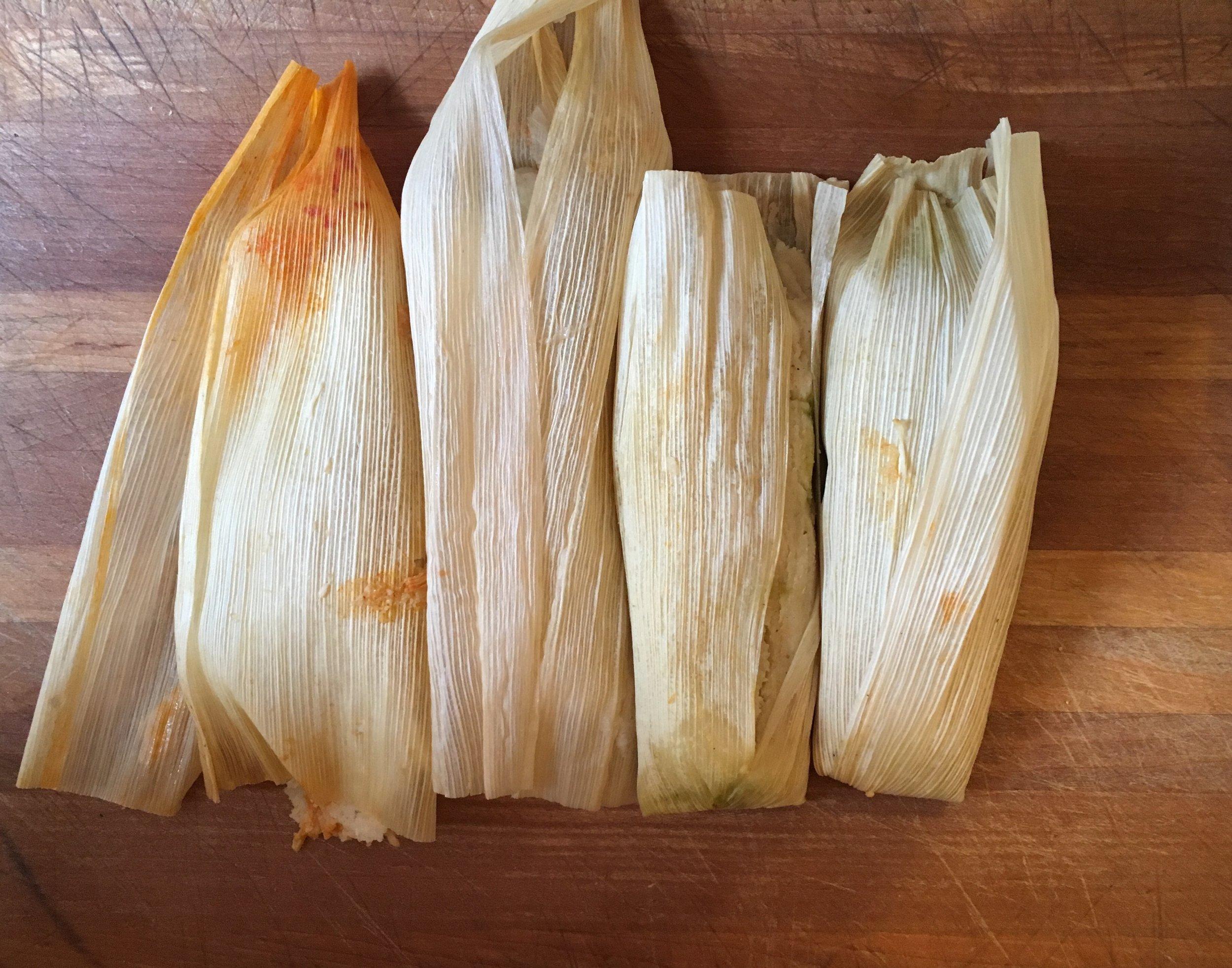Tamales!