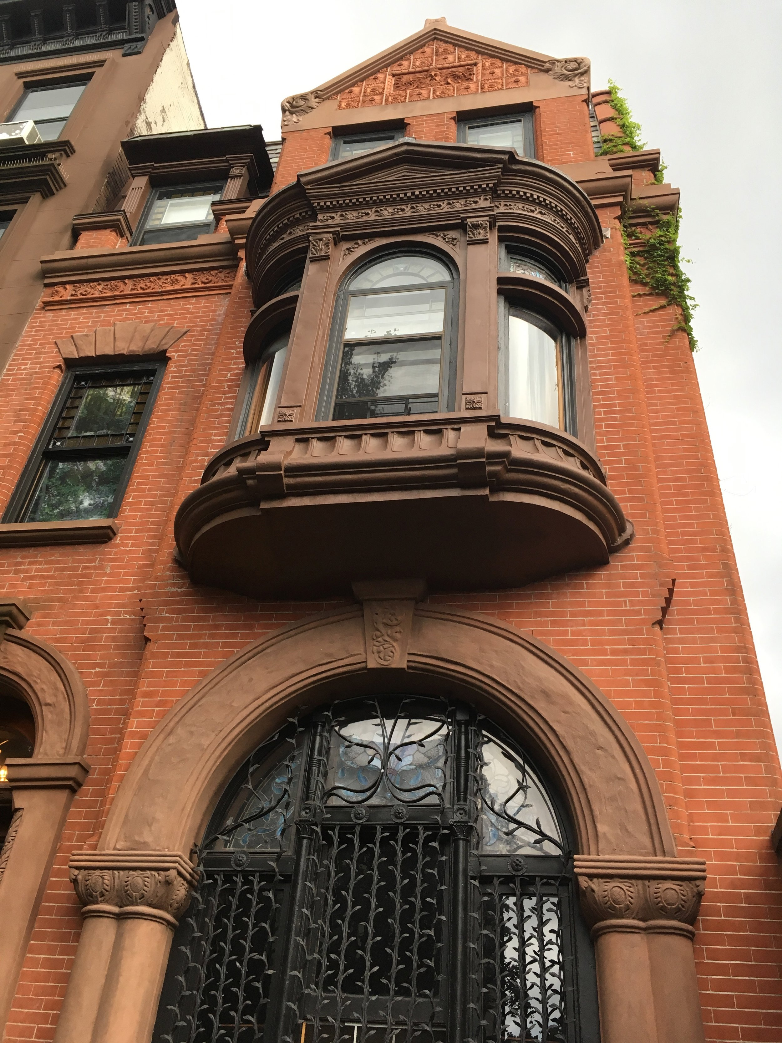 and Park Slope cupolas...