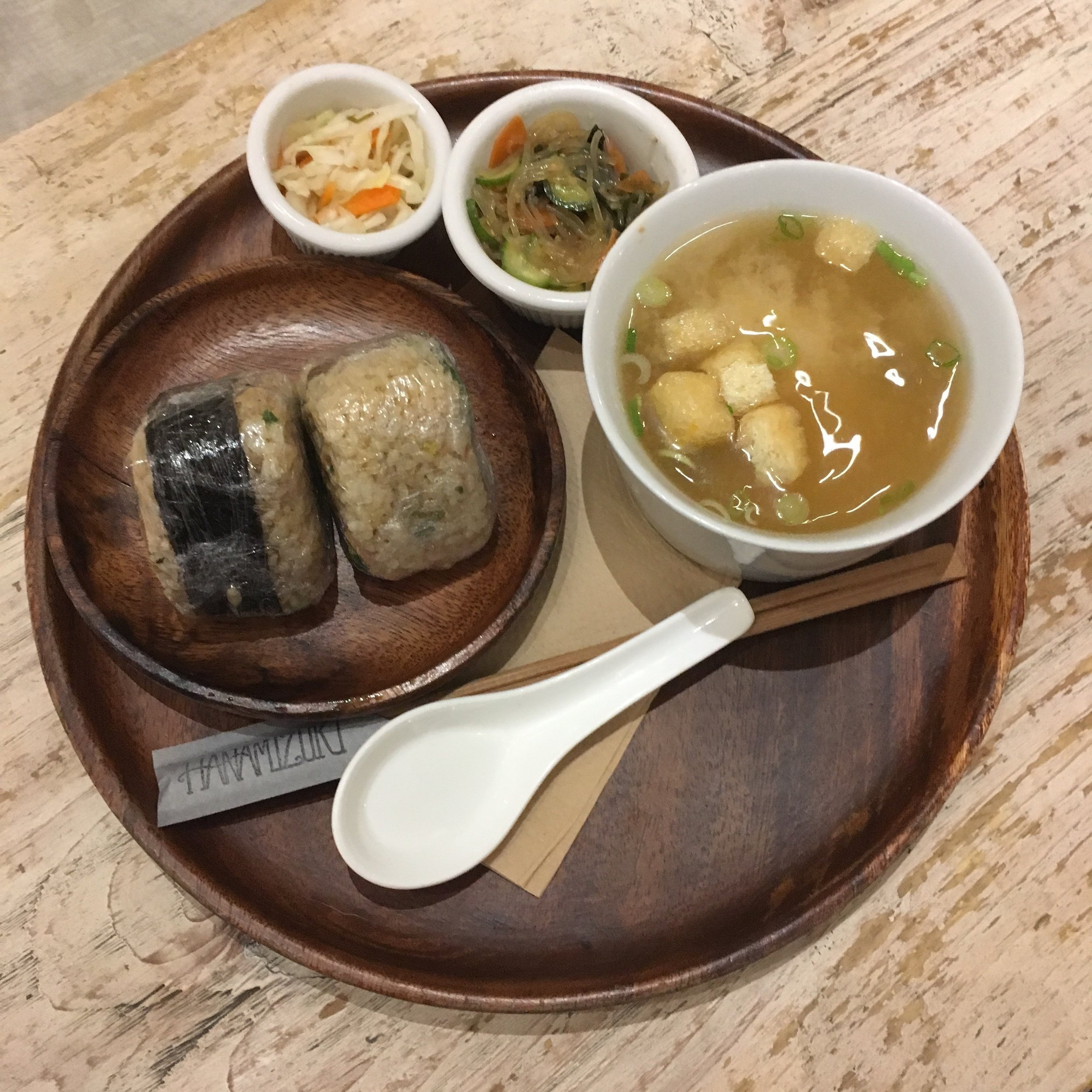 Calming lunch special ($13)