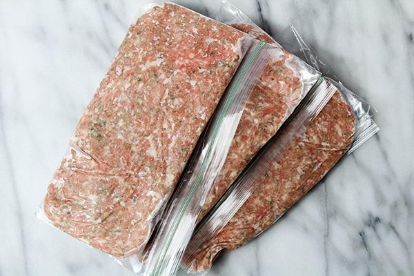 Homemade Savory Sausage
