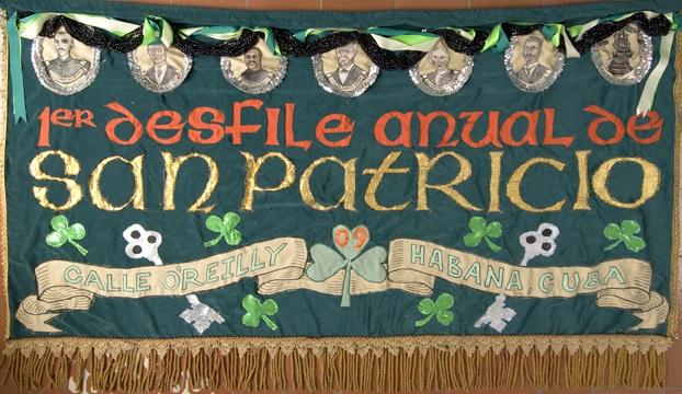 El Primer Desfile de San Patricio Banner, 2009