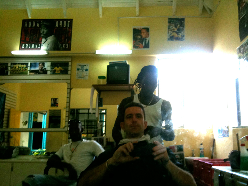 Barter: Haircut