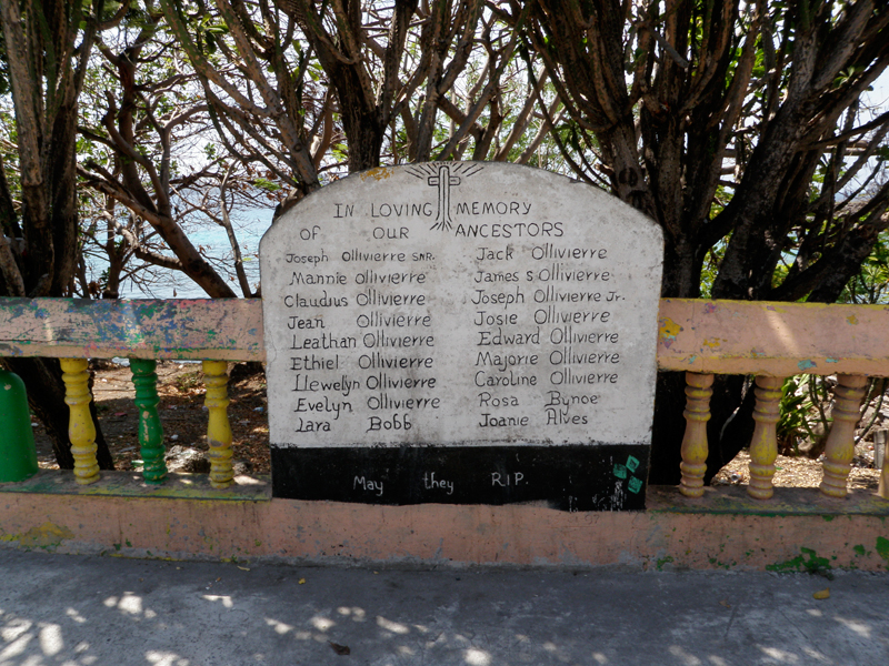 Padget Farm Ancestral Memorial
