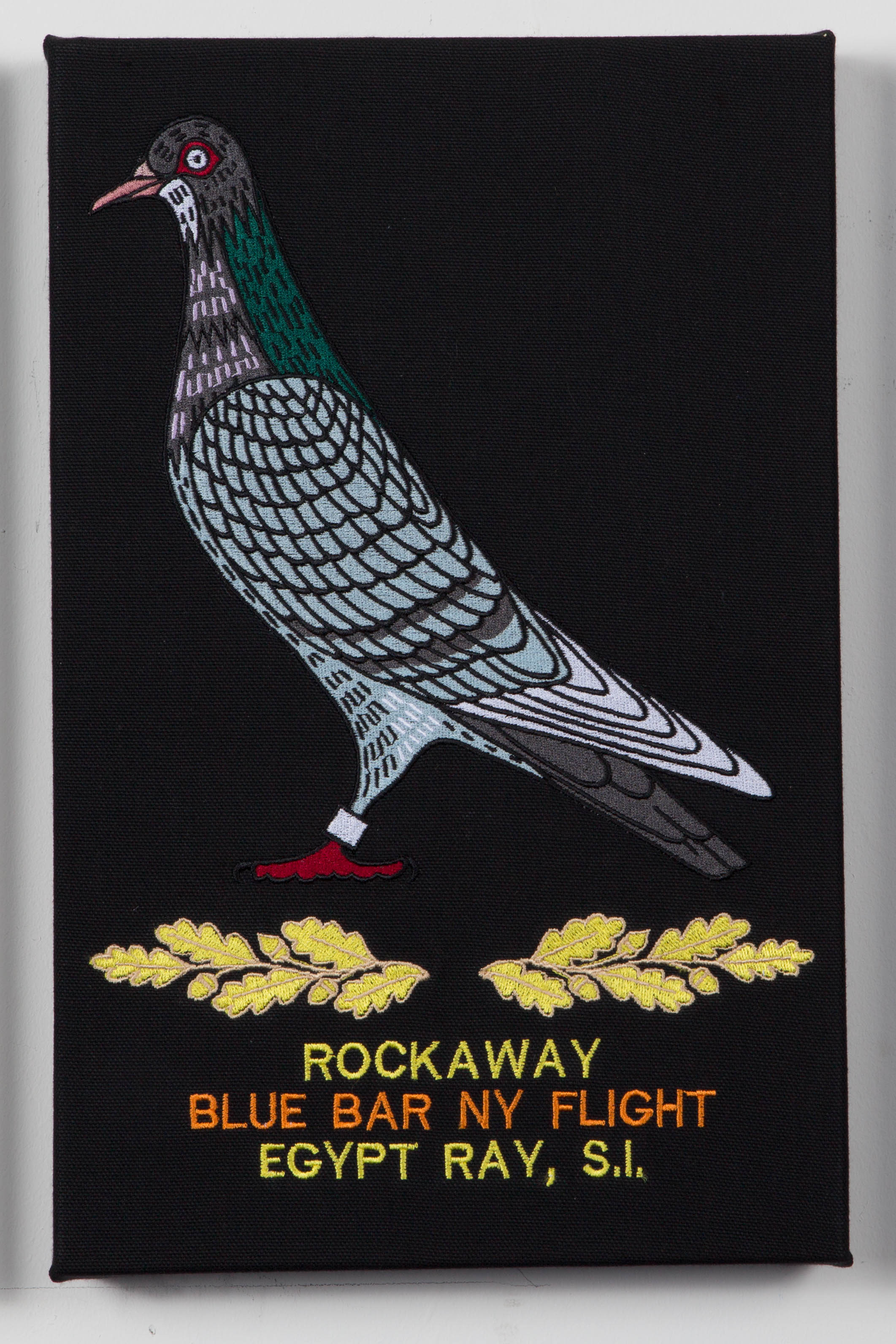 The Army of the Night (Rockaway), 2017