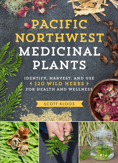 Pacific Northwest Medicinal Plants - This comprehensive guide is accessible to everyone, from beginners seeking reliable advice to experienced practitioners on the hunt for new information. Readers will find plant profiles, color photographs, step-by-step instruction for essential herbal remedies, and seasonal foraging tips. This indispensable guide to finding, harvesting, and using wild plants is for readers in Alaska, Oregon, Washington, northern California, and British Columbia.