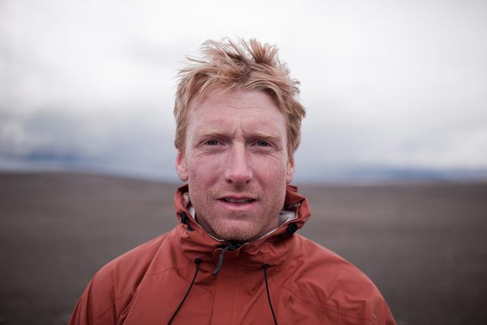 Alastair Humphreys | Adventurer | Motivational Speaker | Keynote Speaker