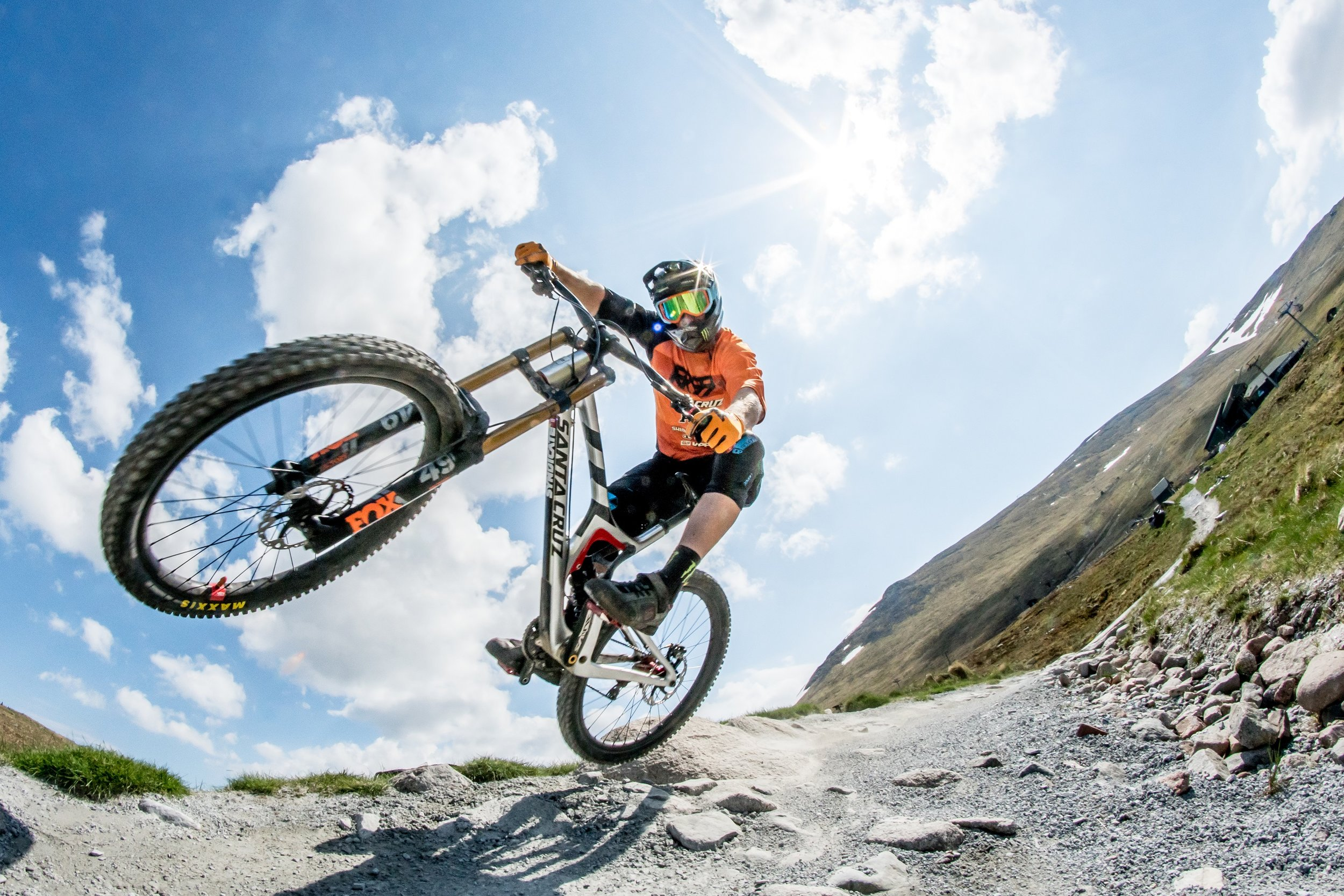 Steve Peat / Photo Credit: Brodie Hood Photography