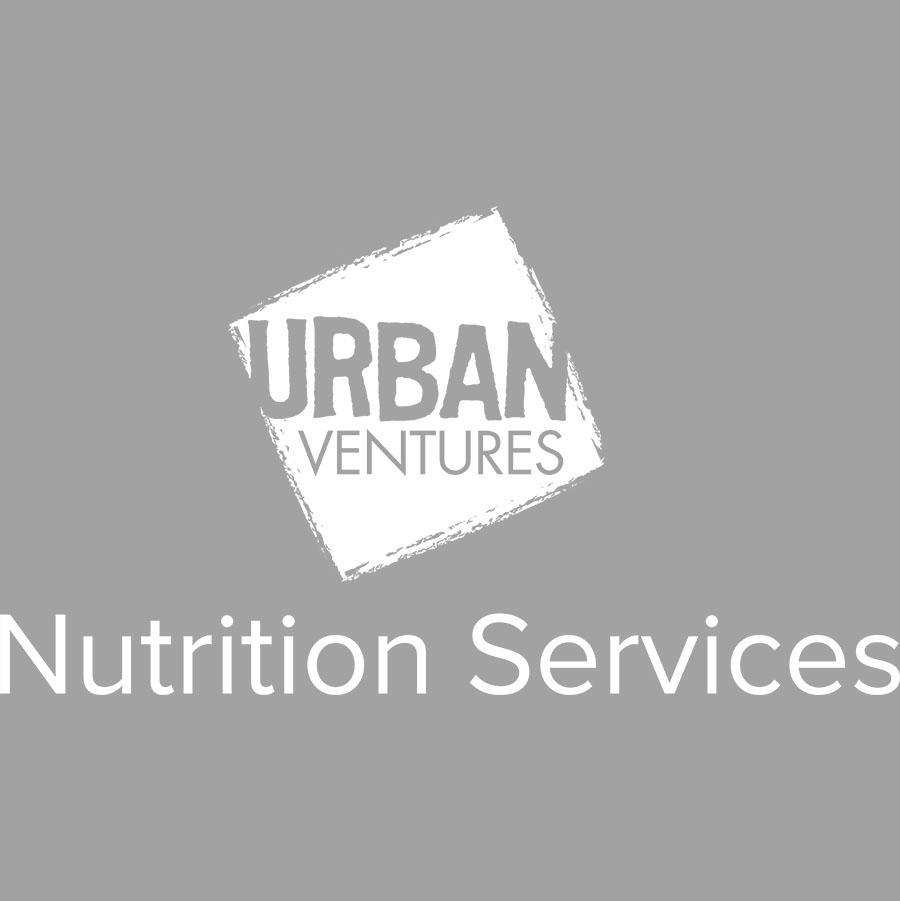 White Vertical Logo