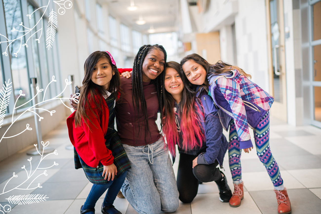 One of the kids at Urban Ventures is just like you, but daunting obstacles often stand in their way. - We believe every child deserves a chance to succeed, no matter what neighborhood they come from–and we know you do, too.