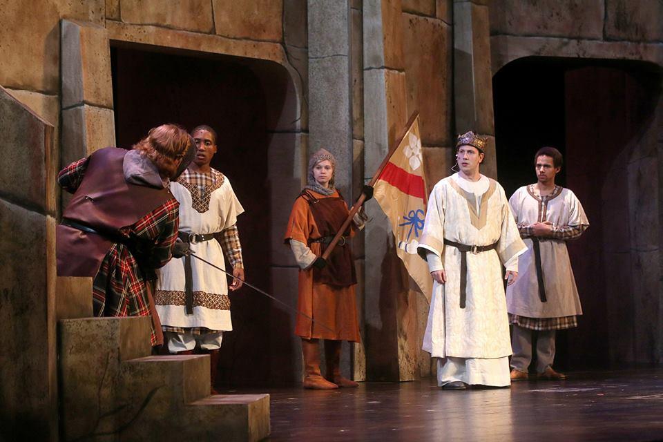 Macbeth - Houston Shakespeare Festival
