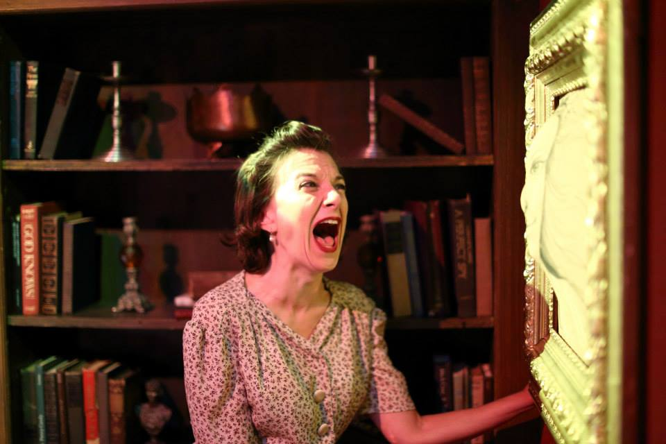 Blithe Spirit - Cape May Stage