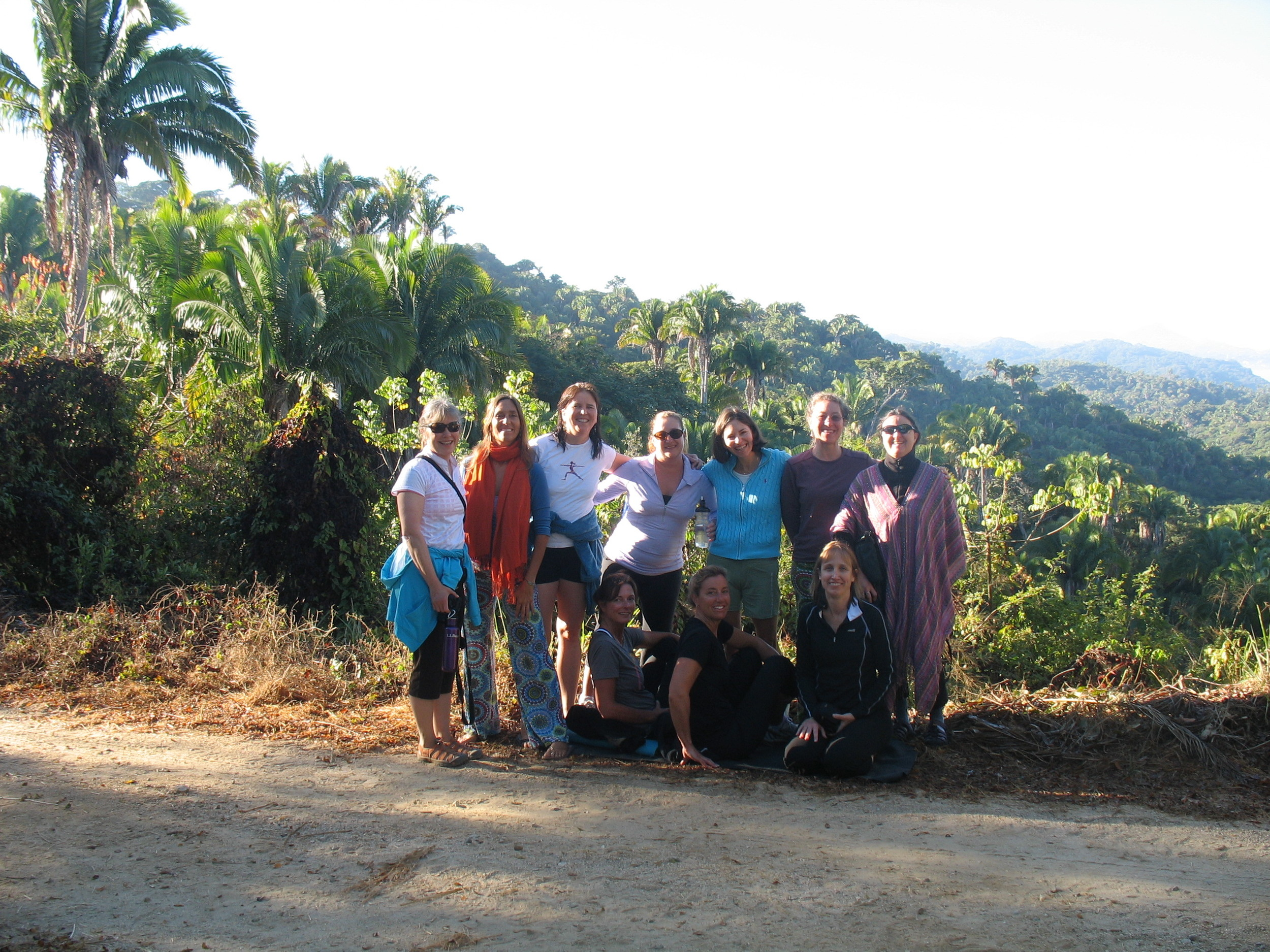 1st annual retreat, 2011
