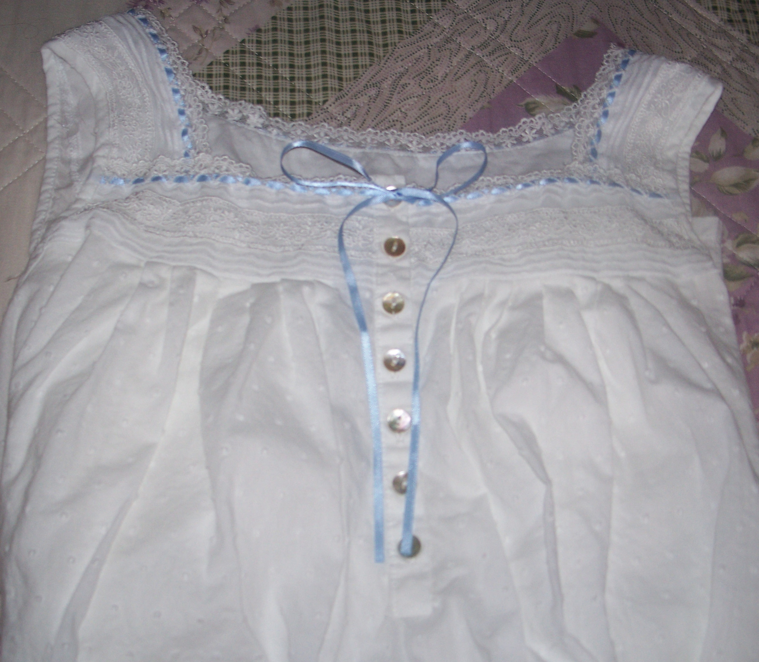 new nightgown