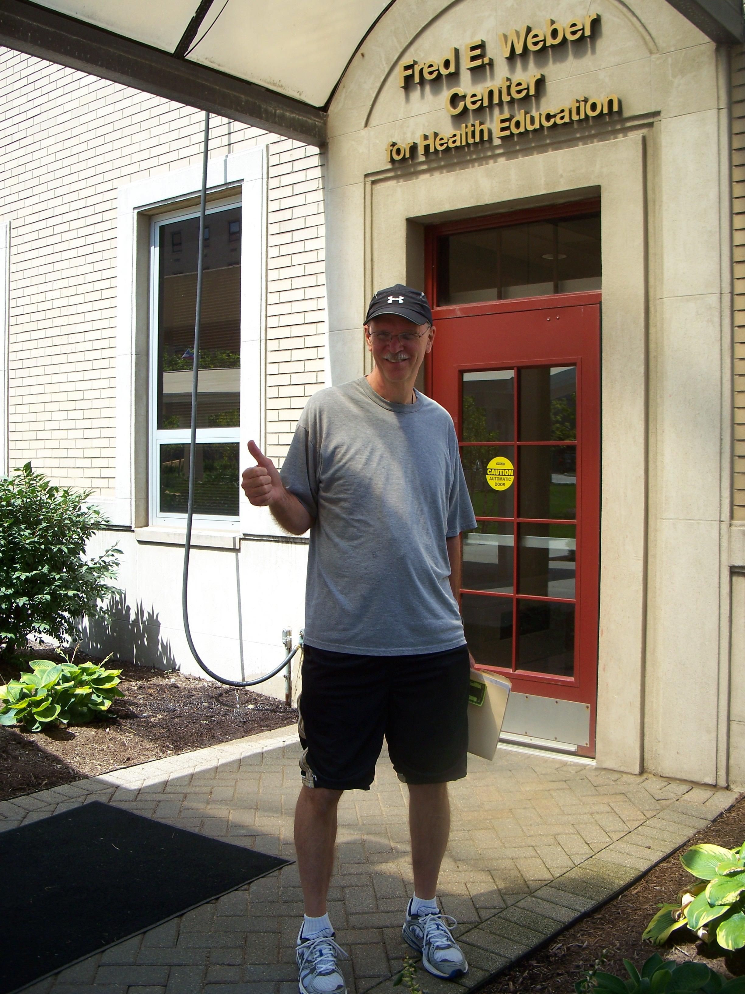 John at cadiac rehab
