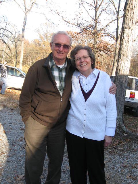 Ron & Eileen Hoffman