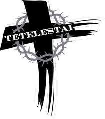 tetelestai cross