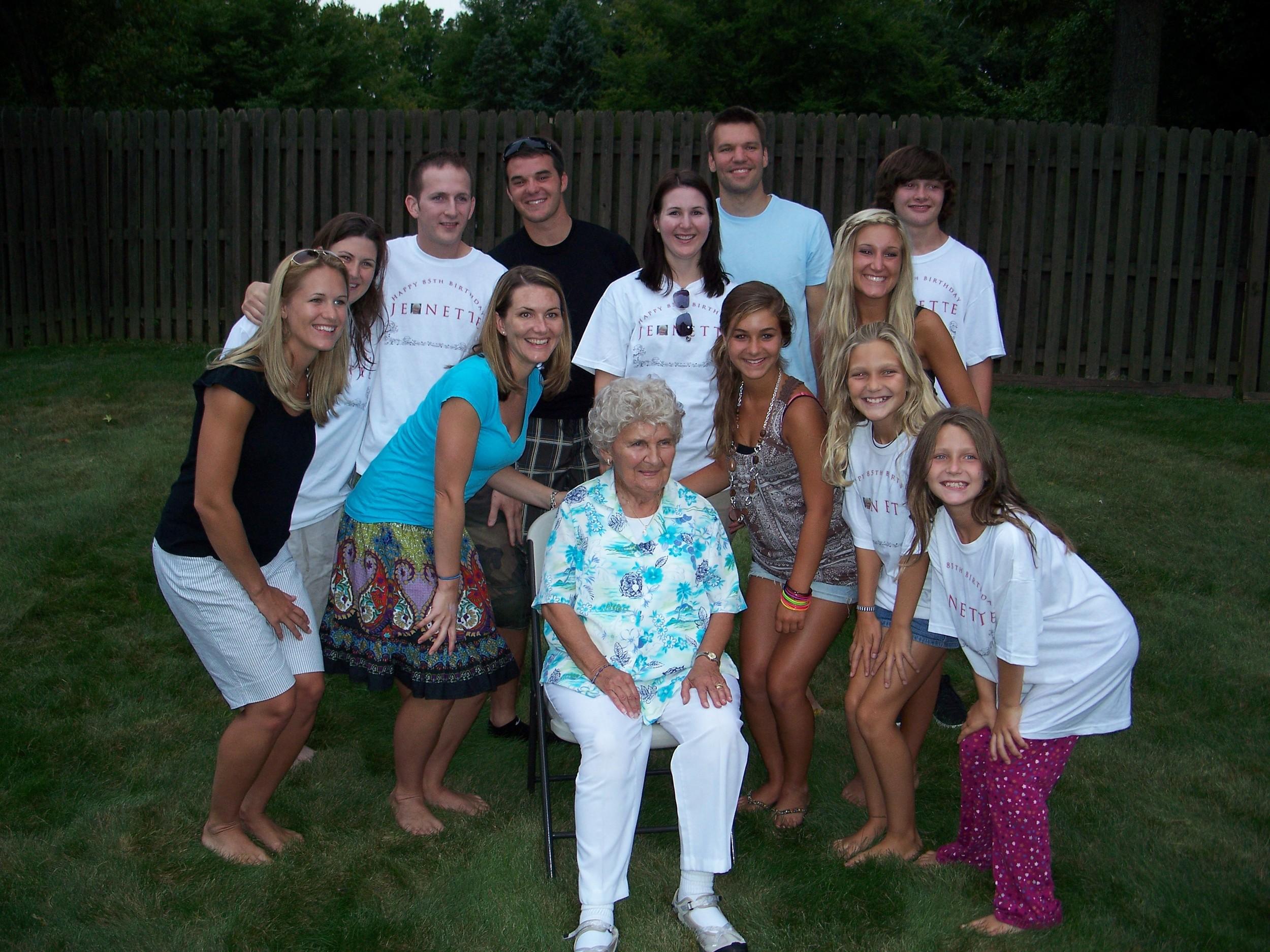 grandmother of 12+