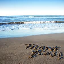 Thank you...beach