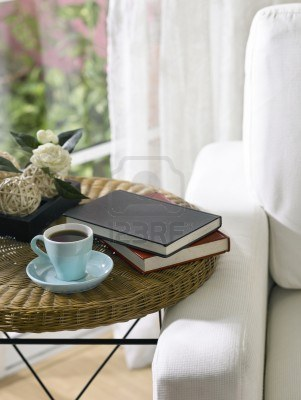 tea-cup-and-books-on-a-table