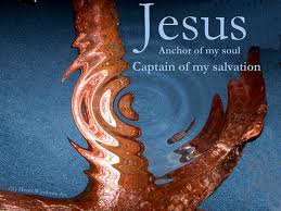 Jesus my anchor