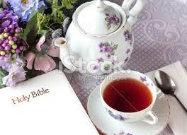 Bible & tea