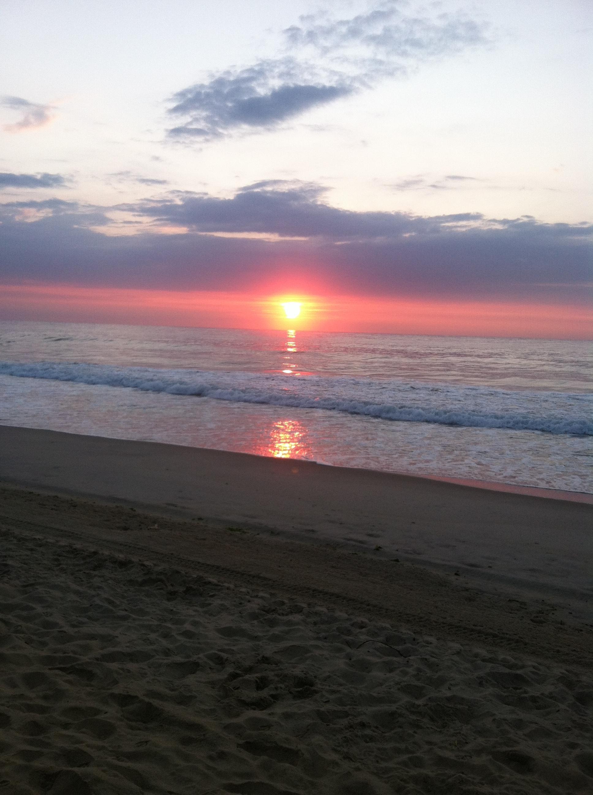 Sunrise 8-14