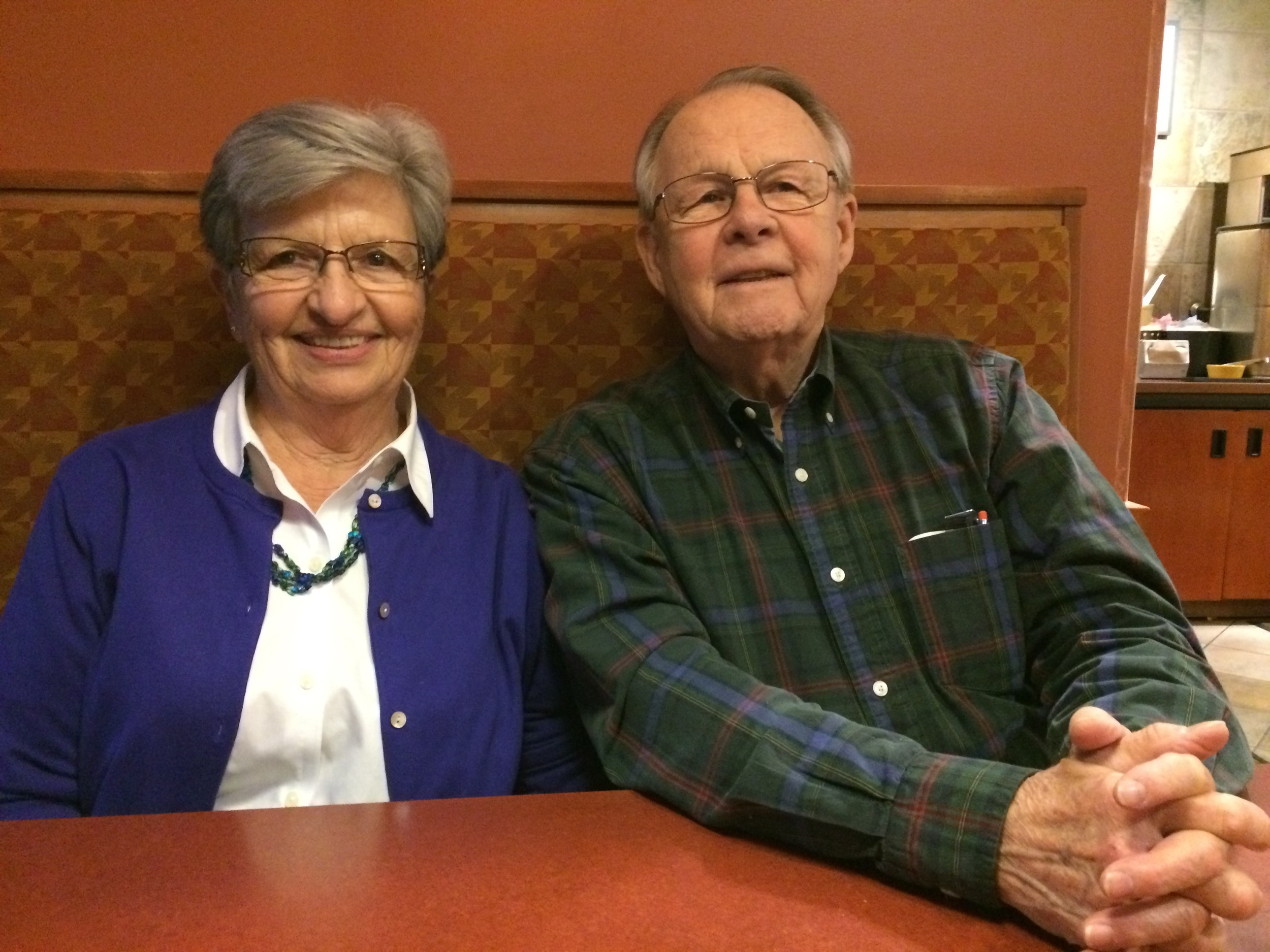 Bobby & Patricia Stilwell