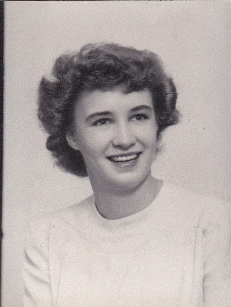 Betty Jean Grange Loyd