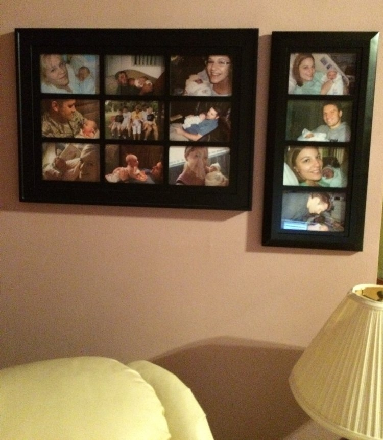 photos of all my babes in my prayer corner