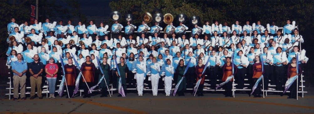 URBANA, CENTRAL AND CENTENNIAL MARCHING BANDS - Sat. 5-6 PM
