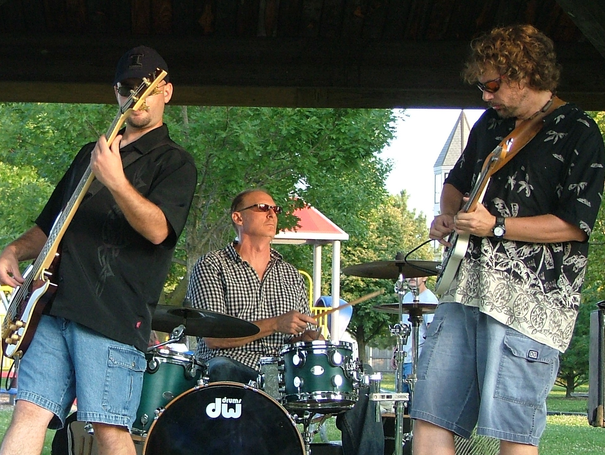 The Blues Deacons - Friday 9:45-10:45 PM
