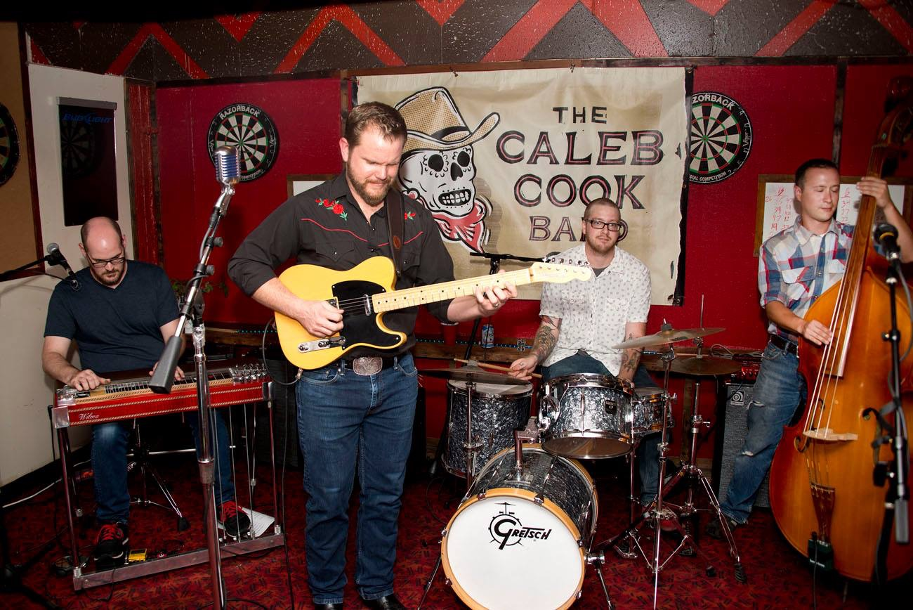 Caleb Cook Band - Sat. 10-11:15 PM