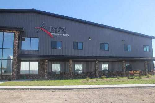 Apex well servicing head office, slave lake, ab, Canada