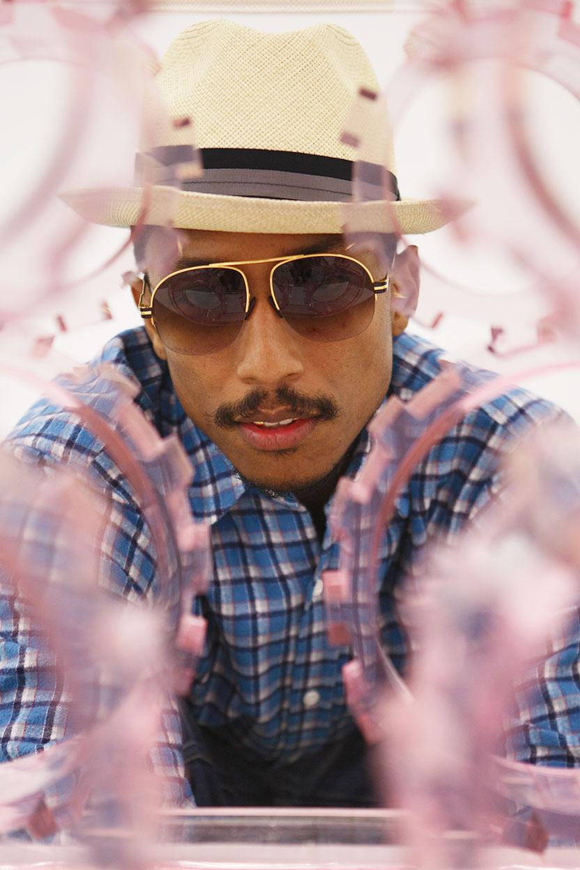 Pharrell Williams, Paris