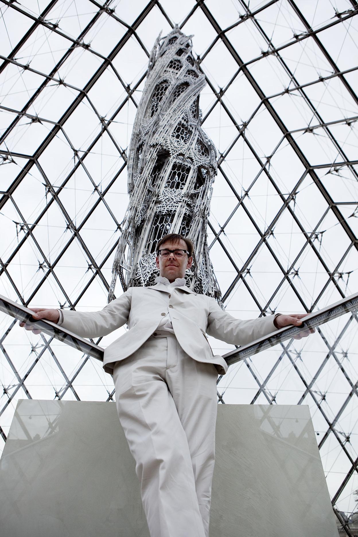 Wim Delvoye, Paris