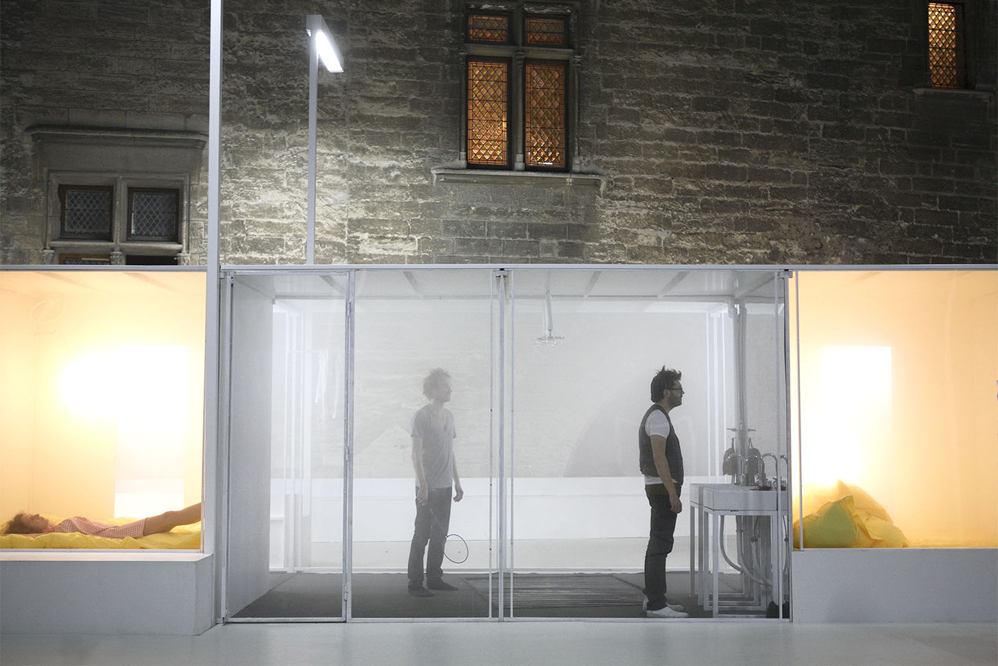 Berger&Berger, Theater, FH/237 aps Etape 2, Avignon, 2010